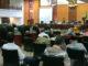 Suasana hearing DPRD Sumbar dengan Gubernur Sumbar.