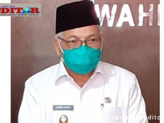 Wakil Walikota Sawahlunto Zohirin Sayuti.