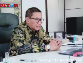Wako Bukittinggi Ramlan Nurmatias.