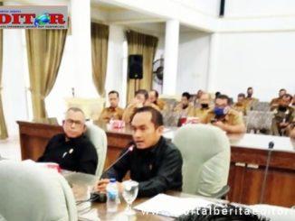 Yulisman, Ketua Fraksi PAN DPRD Kab. Pasaman.