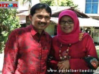 dr.Mawardi dan istri.