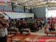 Bupati Gusmal saat memberi sambutan pada pengukuhan pengus DPD PKKS Prov. Riau.