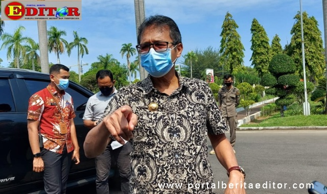 Irwan Prayitno do gebernuran Sumbar, Padang.