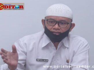 Kadis Kominfo Padang Panjang, Ampera Salim