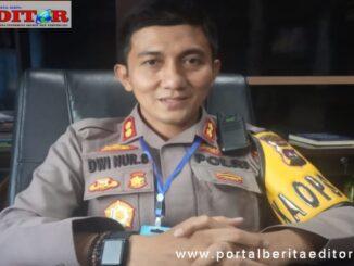 Kapolres Agam, AKBP Dwi Nur Setiawan, SIK, MH.