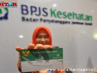 Kartu BPJS.