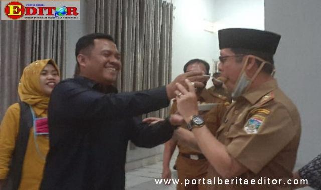 Kejutan buat Sekwan DPRD Muratara.