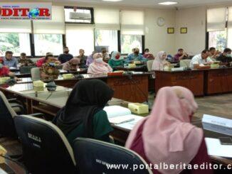 Kunjungan Komisi V DPRD Riau ke DPRD Sumbar.