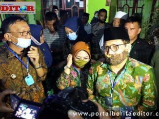 Kunjungan Menteri Desa PDT ke Lunang Silaut.