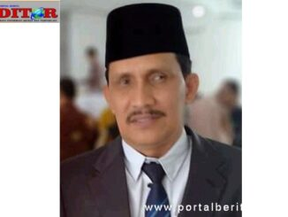 M. Tabrani, Kadis Pendidikan dan Kebudayaan Kota Padang Panjang.