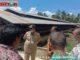 Nasrul Abit melakukan peninjauan lokasi Peternak Ayam Edvam .