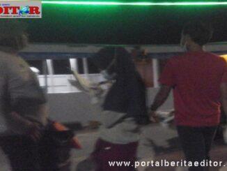 Pemeriksaan berlapias di Pelabuhan Rakyat Selayar.