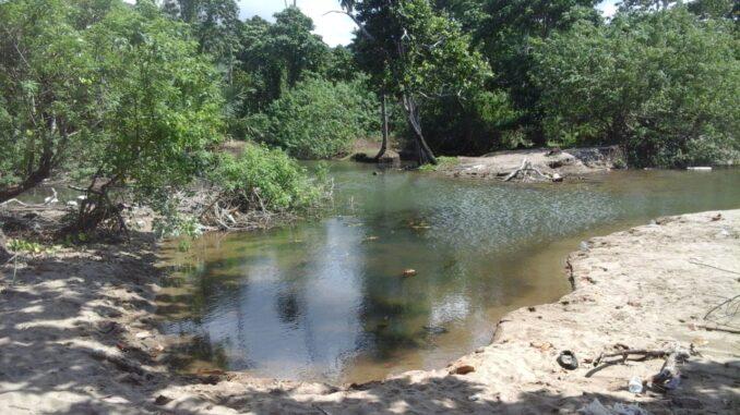 Pulau Tanah Jampoa.