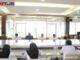 Rapat Evaluasi tim gugus tugas Covid-19 yang menetapkan Pemko Bukittinggi akan menggelar shalat Idul Adha di Lapangan Kantin.