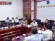Rapat persiapan peringatan HUT RI ke 75 di Payakumbuh.