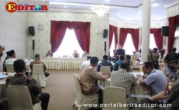 Silaturrahmi PKKS Prov. Riau dengan Pemkab Solok.