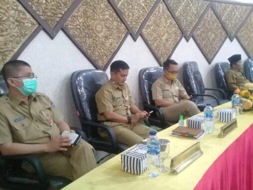 Unsur Muspida Kota Padang.