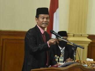 Wali kota Pariaman Genius Umar