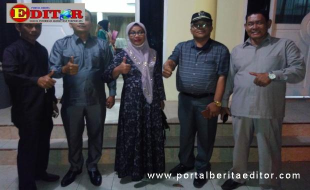 Fraksi Gerindra DPRD Kab. Pasaman.