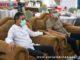 Gubernur Sumbar bersama wako Payakumbuh ikuti vicon dengan BNPB,