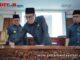 Penandatangan kesepakatan KUA- PPAS oleh Pemko dan DPRD Bukittinggi.