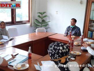 Suasana rapat pembangunan Museum Bareh Solok.