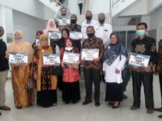 9 Koperasi Unggul Th 2020 cersama Wako Padang Panjang.