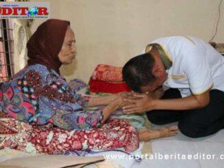 Genius Umar minta Restu Sang ibunya sebelum ke KPU. Sumbar.