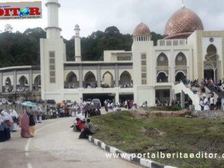 Islamic Centre Padang Panjang.