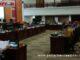 Ketua Pansus Ranerda AKB Hidayat saat memimpin rapat Hering dengan Kabupaten dan Kota