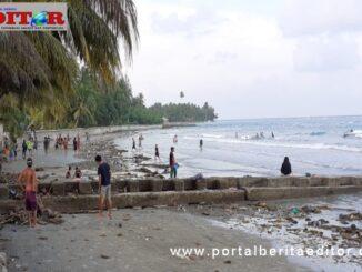Pantai Sioban.