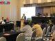 Pembukaan pembahasan KUA PPAS Kab. Solok di Pangeran Beach Padang.