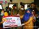 Penyerahan KKS program Sembako kepada 170 KPM.