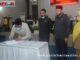 Plt Bupati Solsel Abdul Rahman disaksikan Ketua DPRD Solsel Zigo Rolanda, Wakil Ketua Armen Syahjohan dan Sekwan Mardiana menandatangani Raperda APBD-P2020.