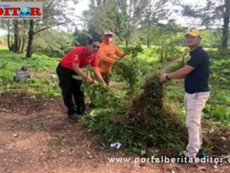 Salah satu giat program Sambang Destinasi Wisata di Kota Pariaman.