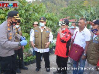 Wagub Nasrul Abit saat mengunjungi Payo.