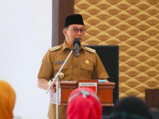 Wako Bukittinggi, Ramlan Nurmatias.