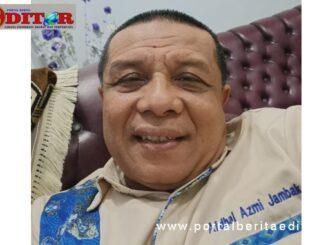 Afdhal Azmi Jambak, SH.