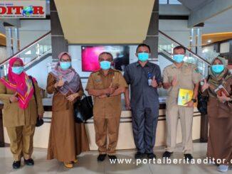 DPMPTSP Sumbar di MPP Payakumbuh.