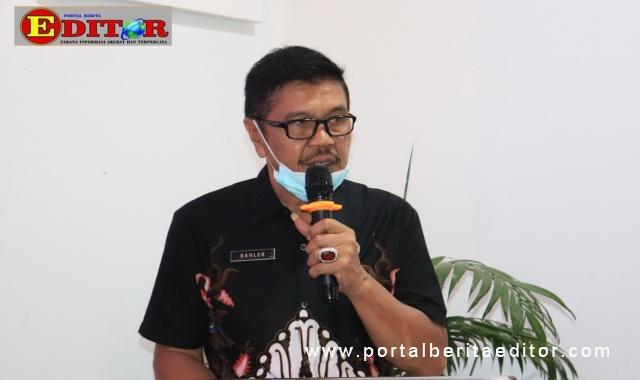 Dahler SH, Kadis Koperasi dan UMKM Payakumbuh.