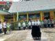 Di Payakumhuh Upacara hari Santri Nasional di Pusatkan di ponpes SIH dengan protokol kesehatan.