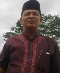 Dirut PDAM Padang Pariaman, Amiruddin.