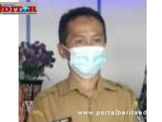 Kadis Kominfo Kabupaten Limapuluh Kota Fery Chofa.