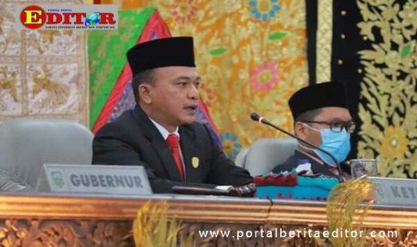 Ketua DPRD Pasaman.