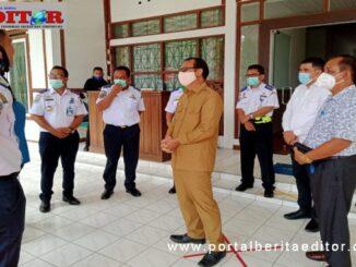 Kunjungan Tim Kementerian Perhubungan ke Tuappejat.