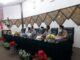 Sidang paripurna DPRD Kota Padang dengan agenda pembahasan tiga Ranperda.