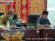 Wakil Ketua DPRD Sumbar H. Suwirpen Suib, S.Sos saat memimpin rapat paripurna.