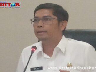 Walikota Sawahlunto Deri Asta.