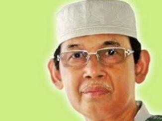 Alm Dewan Hakim MTQ Ke 28 KH. Rizal M. Noor Asal Manado.