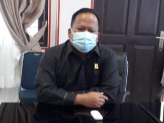 Anggota fraksi Gerindra DPRD Kota Padang, Boby Rustam.
